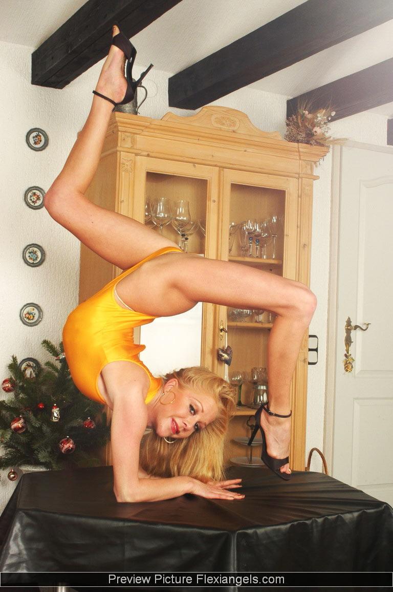 Gymnastics nude pics